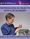 Reproducing 3D Objects with a 3D Scanner and 3D Prototyper