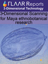3d scanning for Mayan ethnobotany research