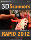 Rapid 2012: Exhibitor list, 3D Scanning, Imaging, Prototyping